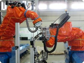Robot Based Inspection Systems Tecnatom Ndt